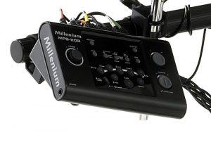 Module millenium mps200, les accessoires et options des batteries electroniques